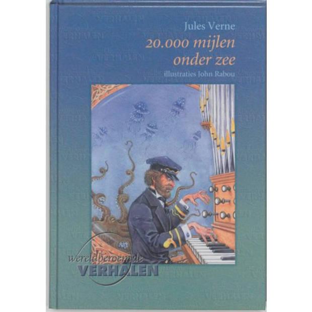 20.000 Mijlen Onder Zee - Wereldberoemde Verhalen