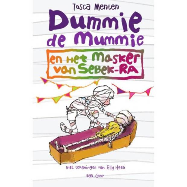 Dummie De Mummie En Het Masker Van Sebek-Ra -