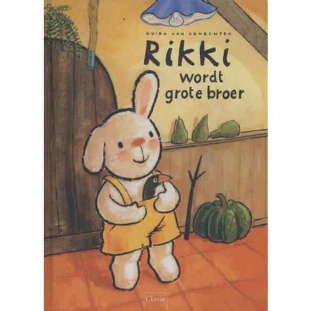 Rikki Wordt Grote Broer - Rikki