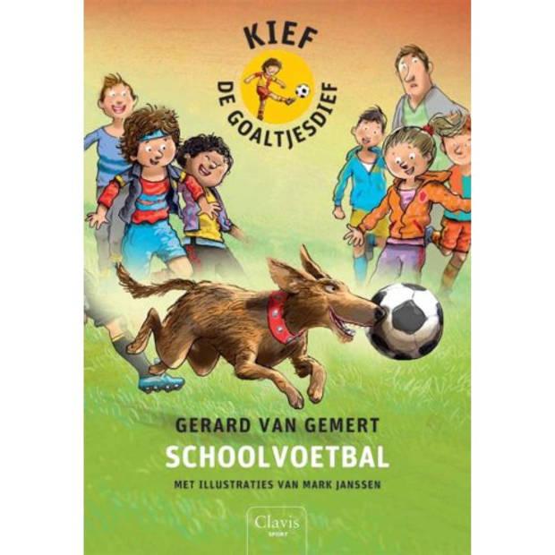 Schoolvoetbal - Kief, De Goaltjesdief