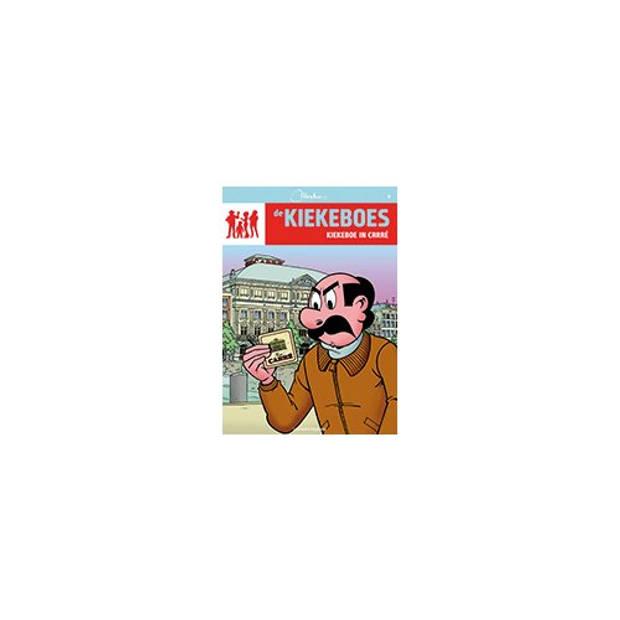 Kiekeboe In Carre - De Kiekeboes