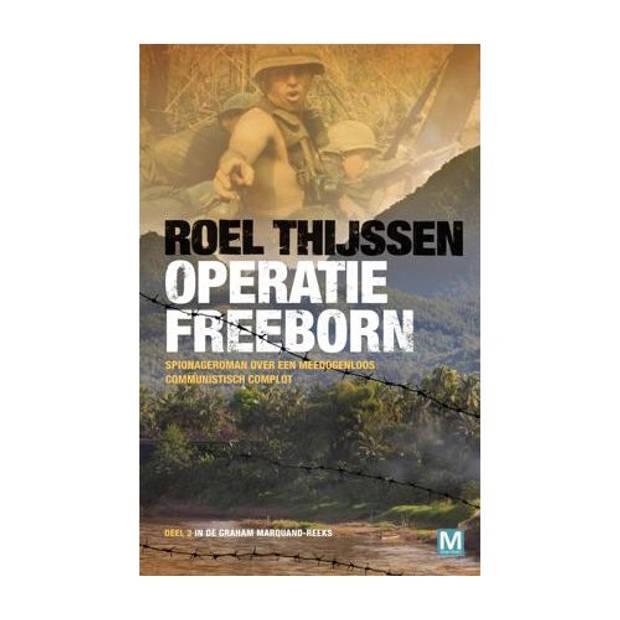 Operatie Freeborn - Graham Marquand-reeks