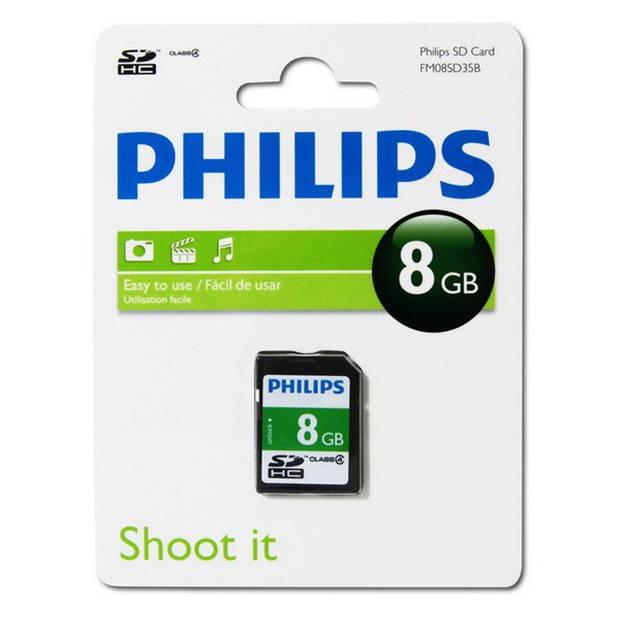 Philips 8GB SD Kaart