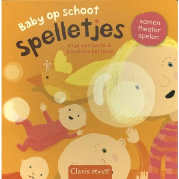 Baby Op Schoot / Spelletjes