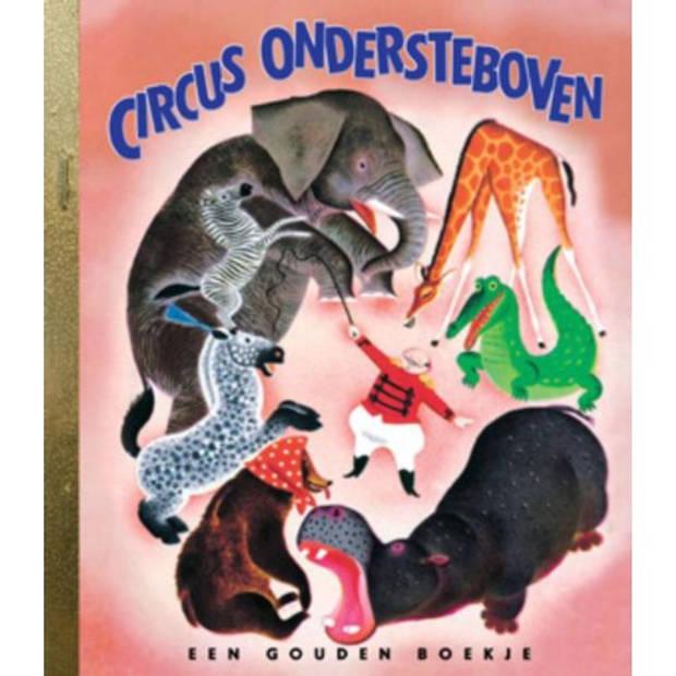 Circus Ondersteboven - Gouden Boekjes