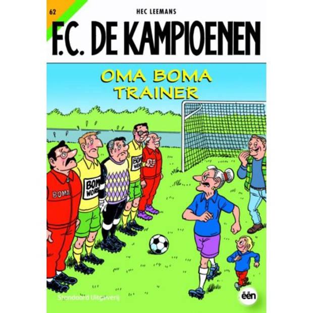 Oma Boma Trainer - F.C. De Kampioenen