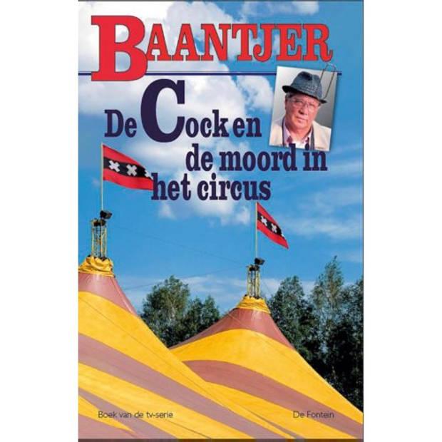 De Cock En De Moord In Het Circus - Baantjer