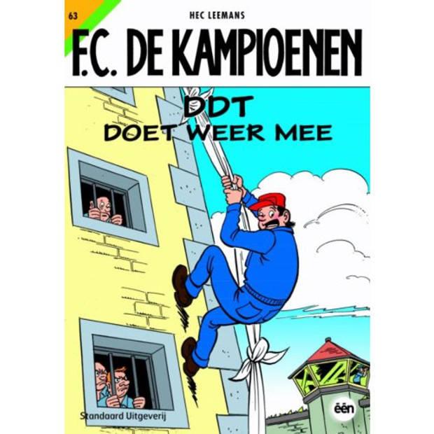 DDT doet weer mee - F.C. De Kampioenen
