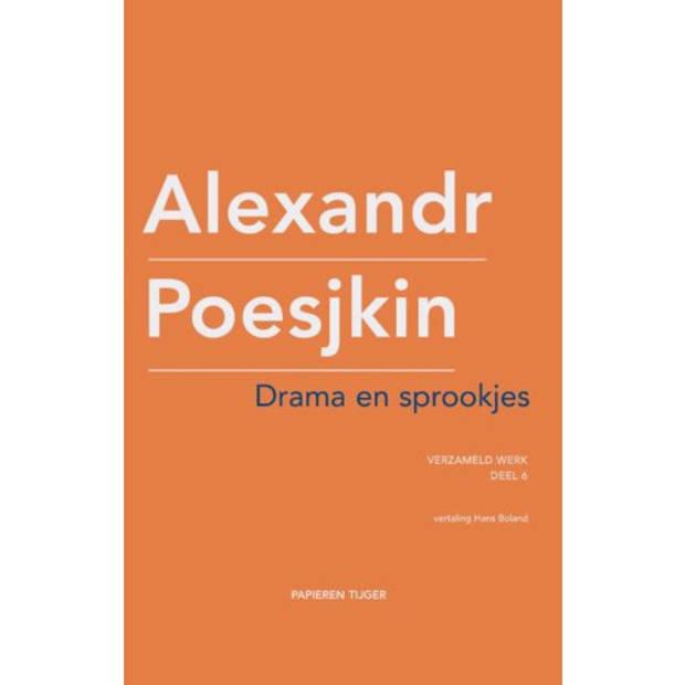 Drama En Sprookjes - Verzameld Werk Alexandr