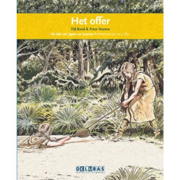 Het Offer / Hunebedden - Terugblikken Leesboeken
