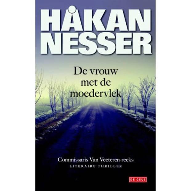 De Vrouw Met De Moedervlek - Van Veeteren-Reeks