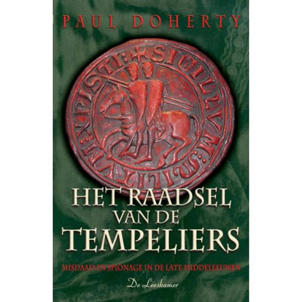 Het Raadsel Van De Tempeliers - De Dagboeken Van