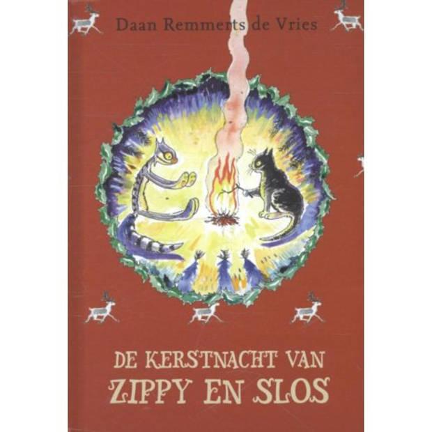 De Kerstnacht Van Zippy En Slos
