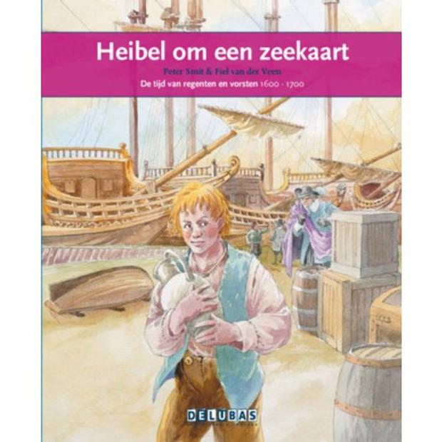 Heibel Om Een Zeekaart - Terugblikken Leesboeken