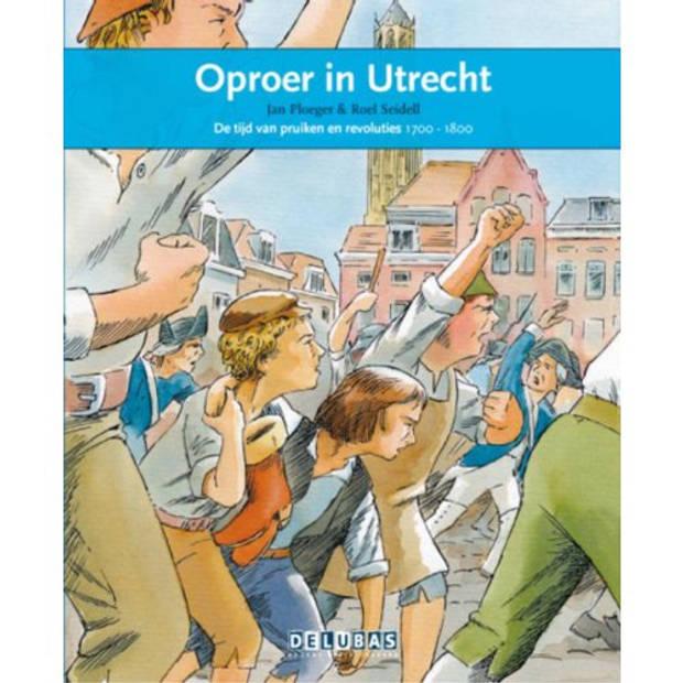Oproer In Utrecht / De Tijd Van Pruiken En