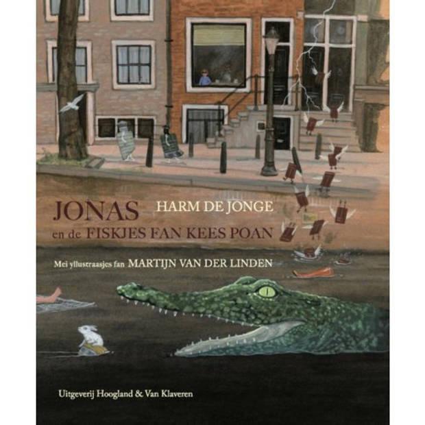Jonas En De Fiskjes Fan Kees Poan