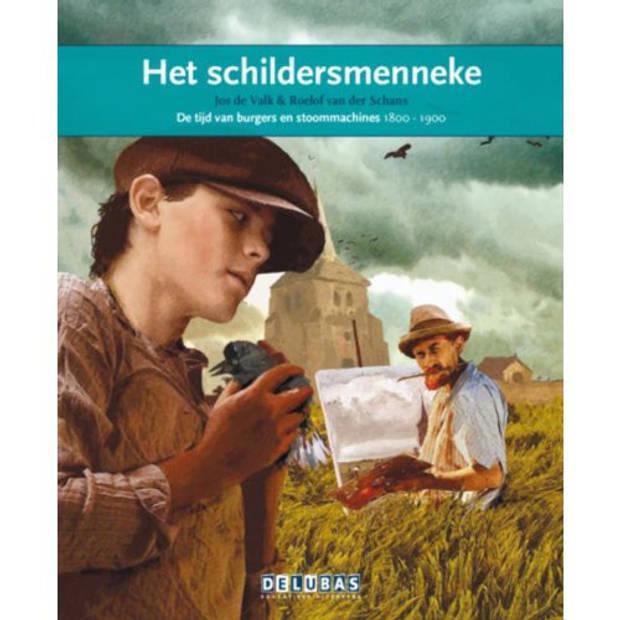 Het Schildersmenneke - Terugblikken Leesboeken