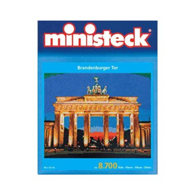 Brandenburger Tor, ca. 8700 stukjes