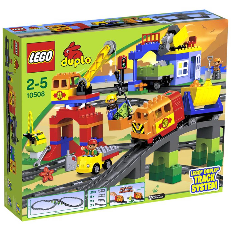 LEGO Duplo luxe treinset 10508