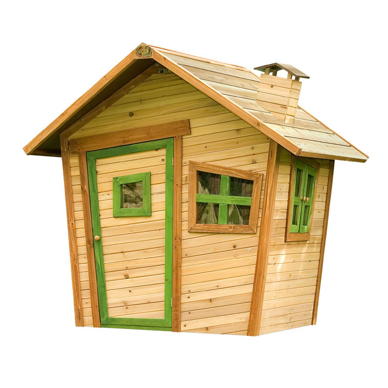 Afbeelding van AXI houten speelhuis Alice