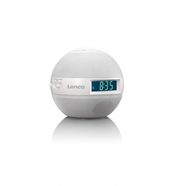 Lenco wekkerradio Sunrise crw-1