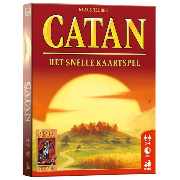 Catan - het snelle kaartspel