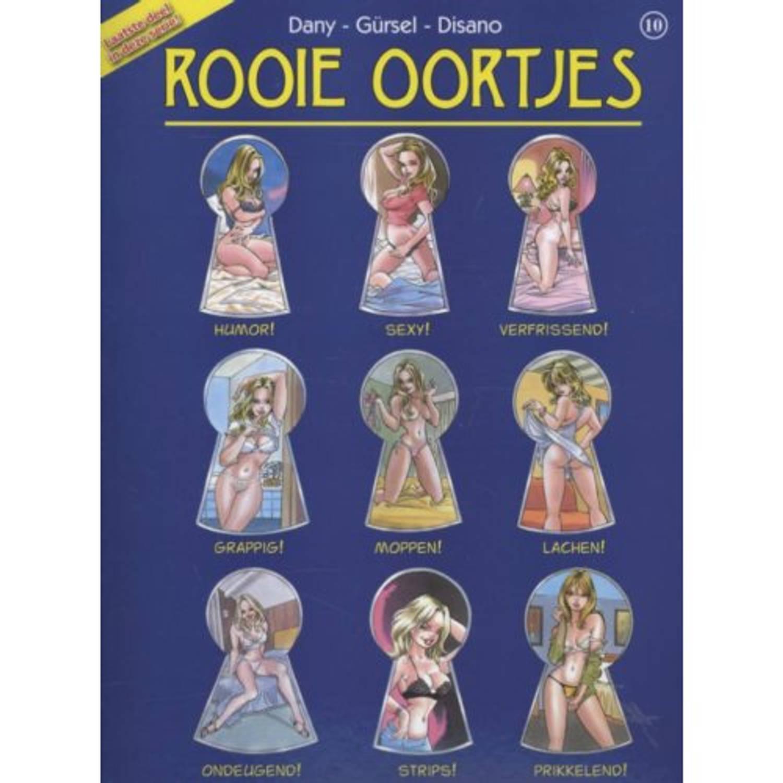 Rooie oortjes / 10 - Rooie oortjes kopen
