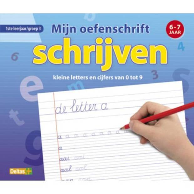 Mijn Oefenschrift / Schrijven Kleine Letters En