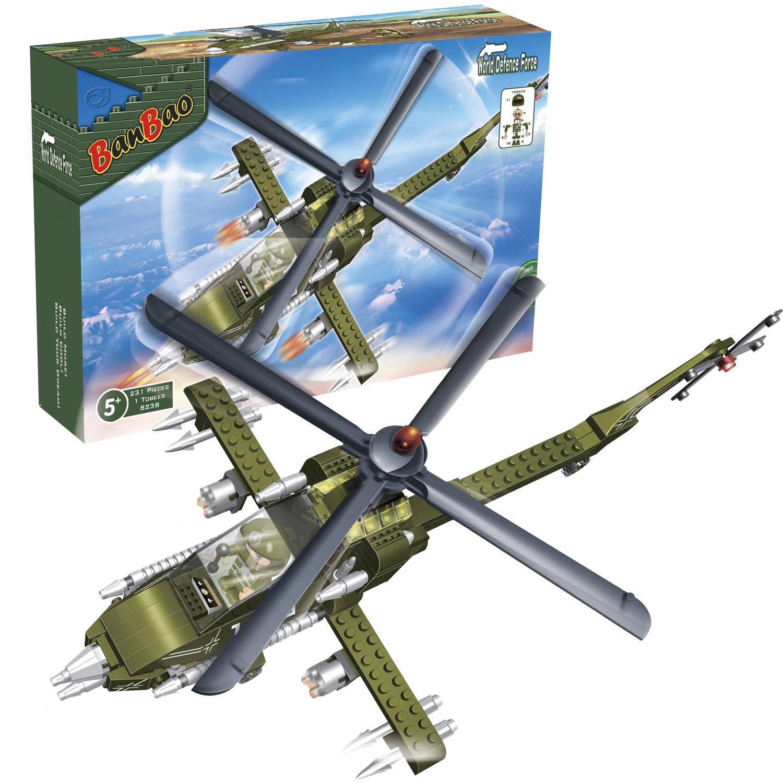 Afbeelding van BanBao Apache-helikopter 8238