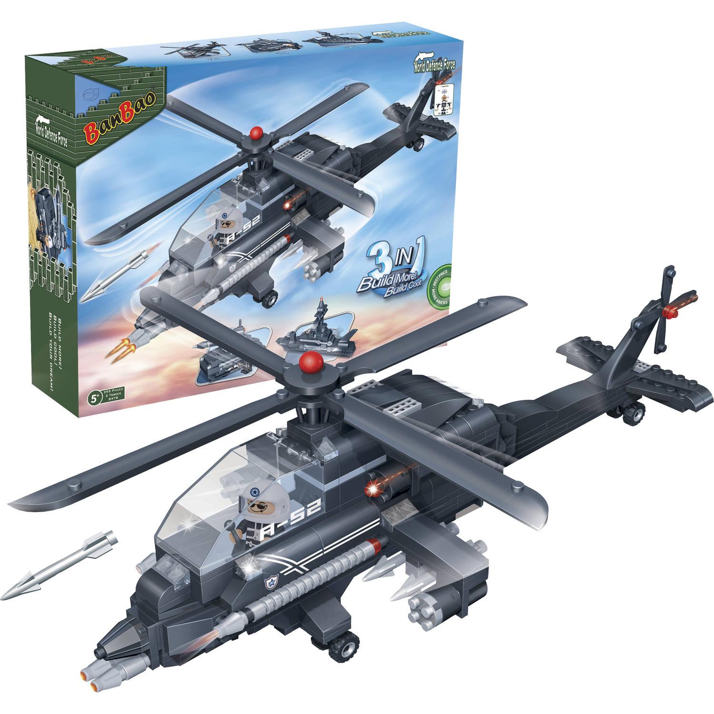 Afbeelding van BanBao 3-in-1 helikopter 8478