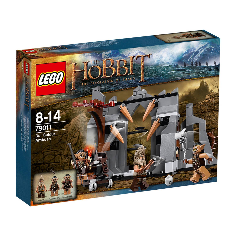 79011 Lego Hobbit Dol Guldur Hinderlaag