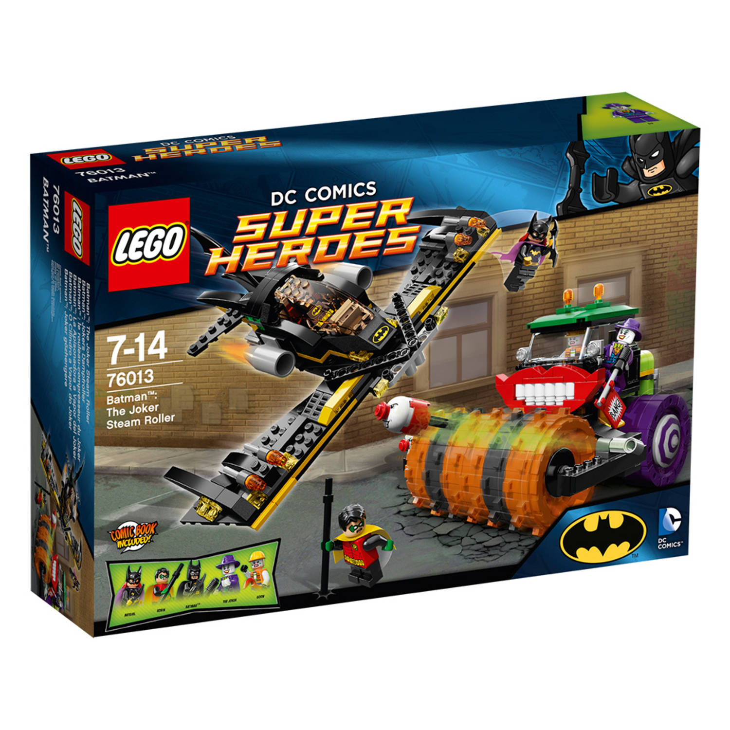 LEGO 76013 SUPER HEROES BATMAN