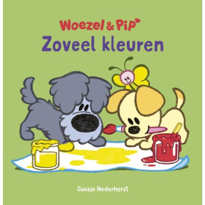 Woezel & Pip kartonnen boekjes