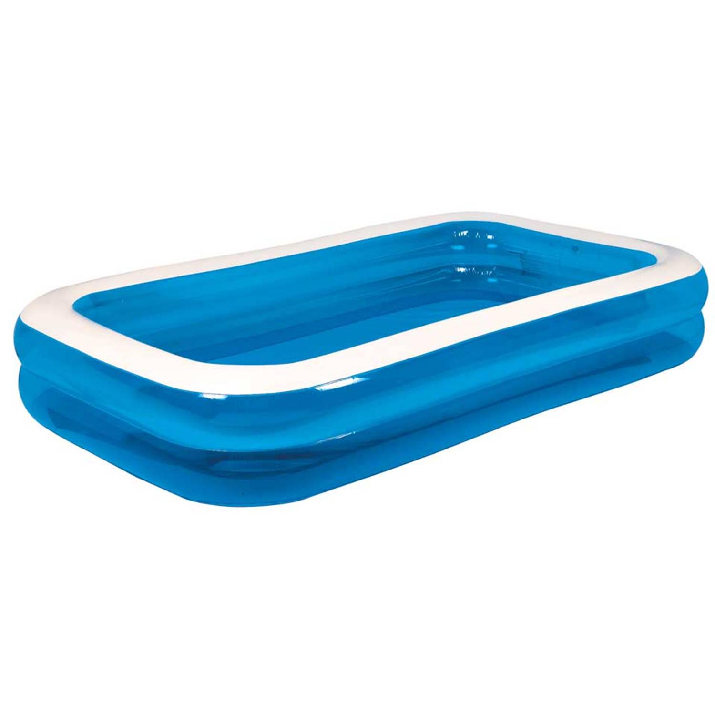 Zwembad rechthoek 2 rings 305 cm
