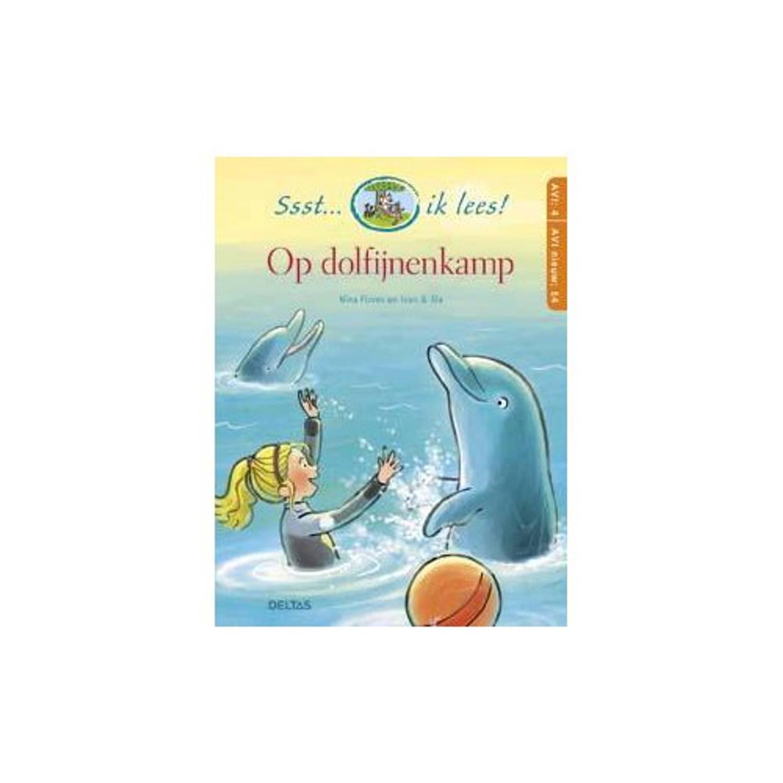 Ssst ik lees! Op dolfijnenkamp Ssst... ik
