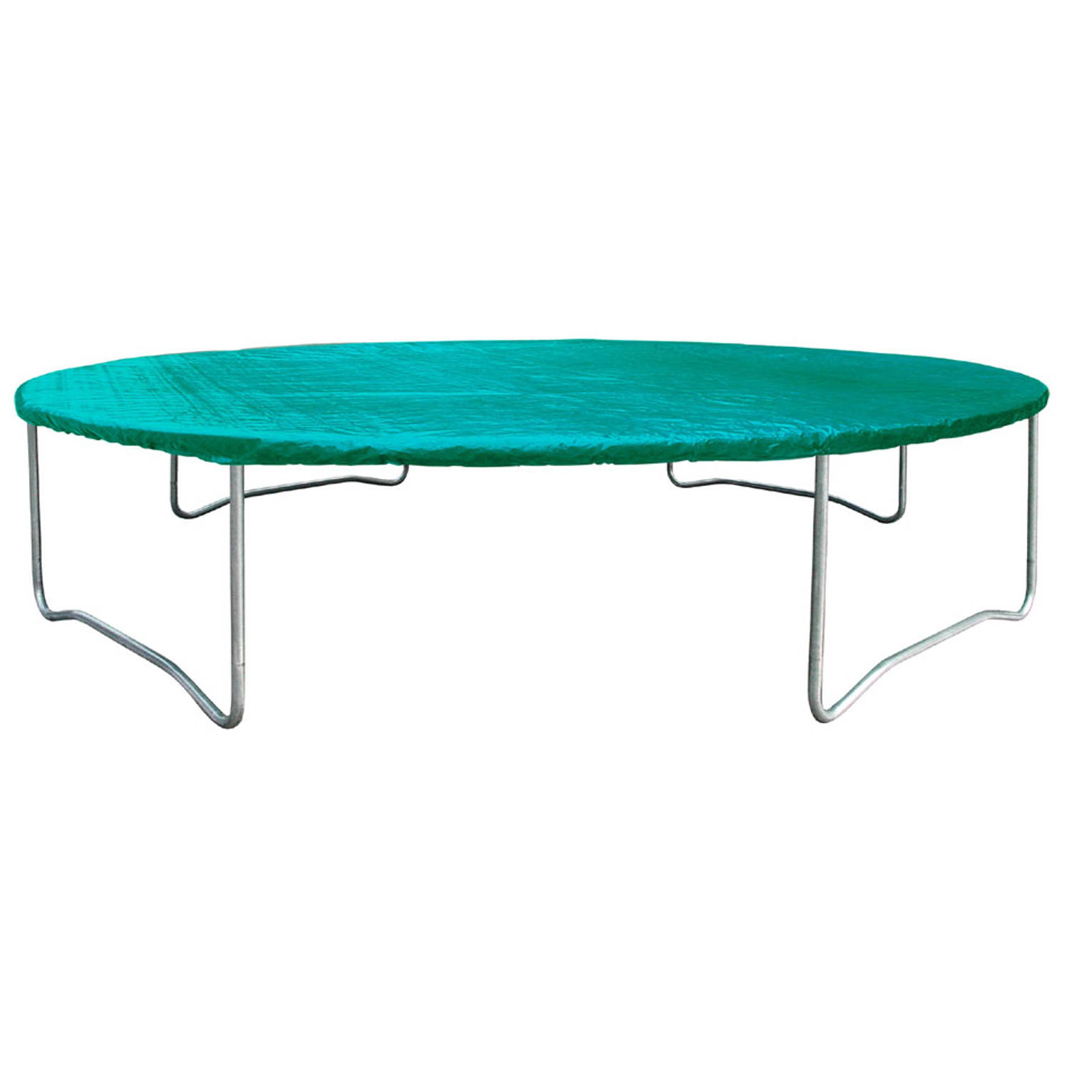 Game On Sport Trampolinehoes Rond - 423 Cm - Groen