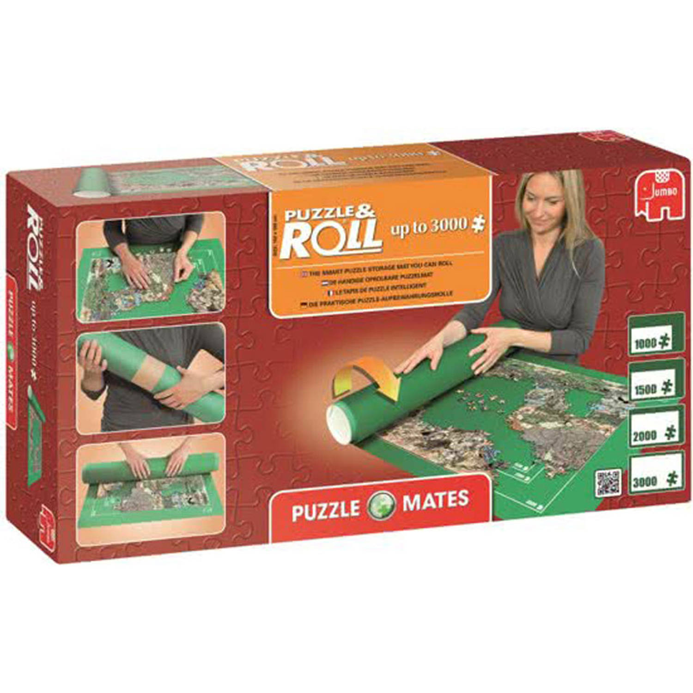 Korting Jumbo Puzzle en Roll mat 3000 stukjes
