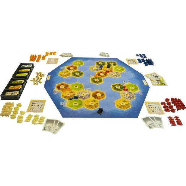 Spel Kolonisten van Catan zeevaarders uitbreidingsset