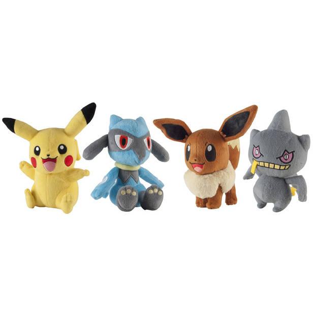Pokémon Pluchen Figuren