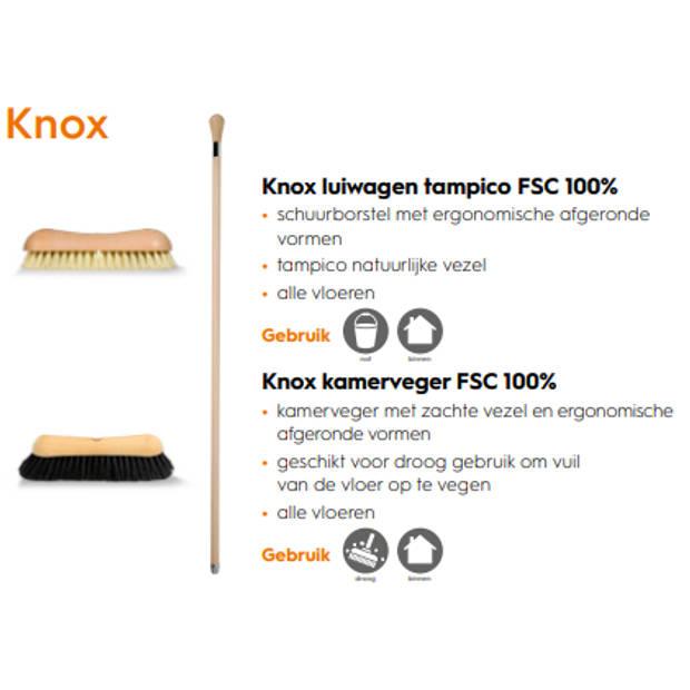 Knox luiwagen