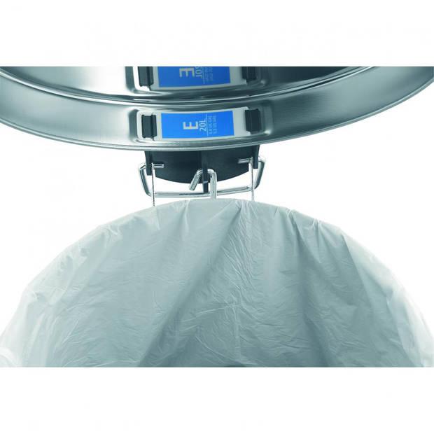 Brabantia PerfectFit afvalzak met trekbandsluiting code E, 20 liter, 20 stuks/rol - White