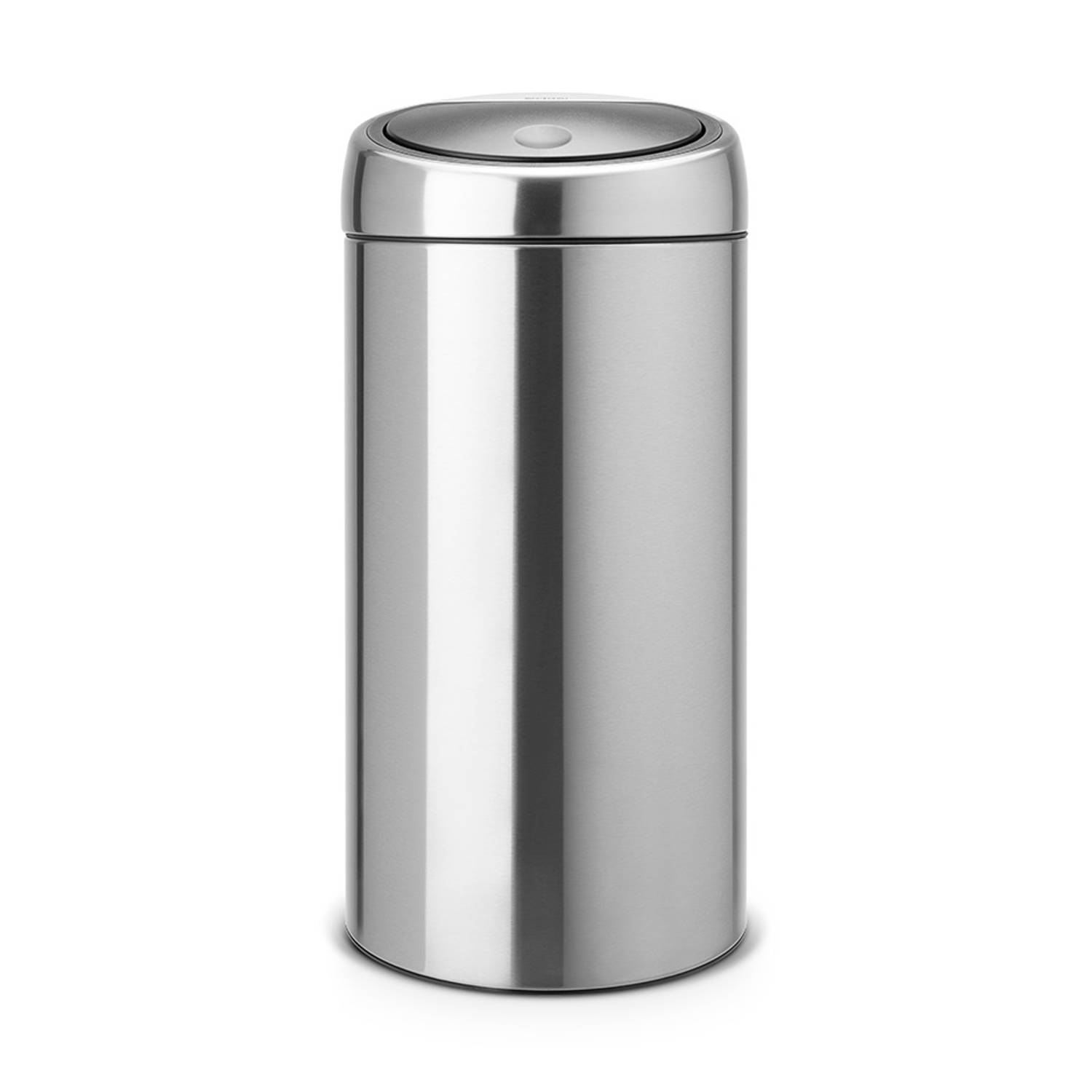 Brabantia Touch Bin Recycle prullenbak - 2x20 L - Matt Steel Fingerprint Proof