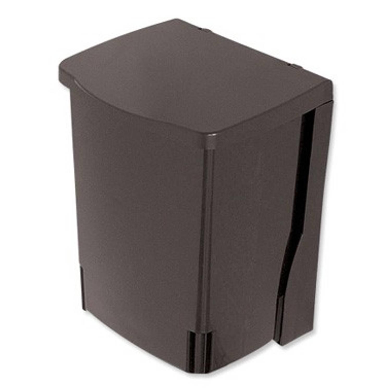 Korting Brabantia inbouwprullenbak 10 L Black