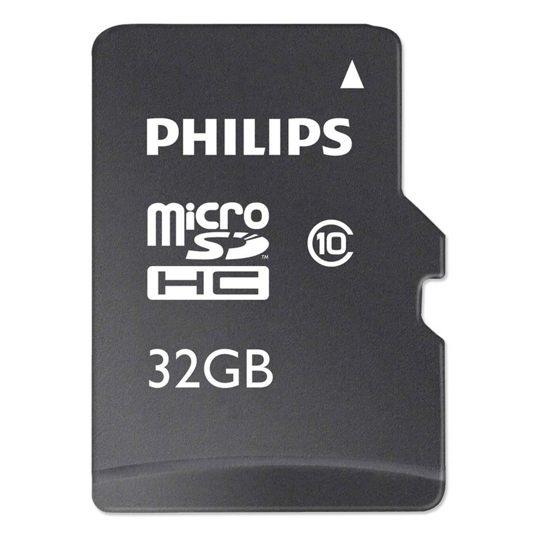 Philips Class 10 Micro-SDHC-kaart 32 GB