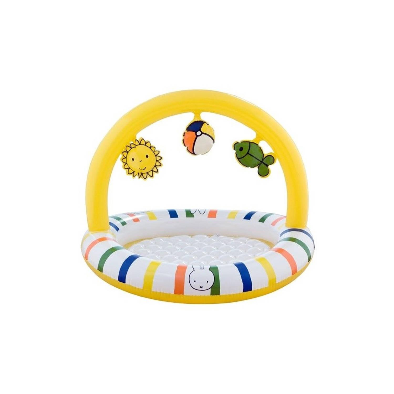 Welp Nijntje 3D babybadje streep 80 cm | Blokker MO-26