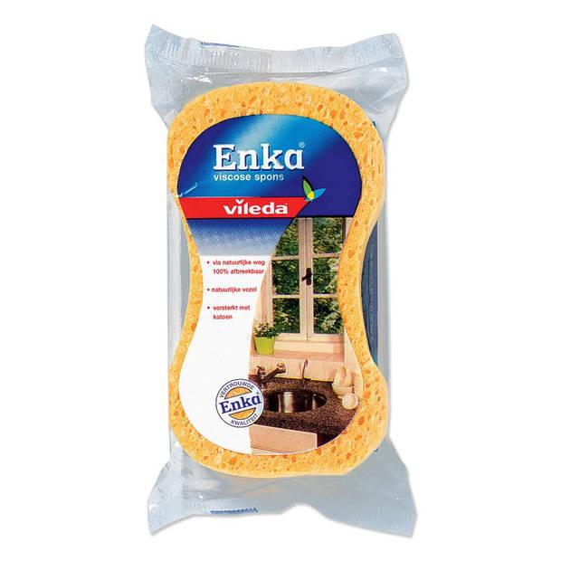 Vileda Enka viscose spons klein
