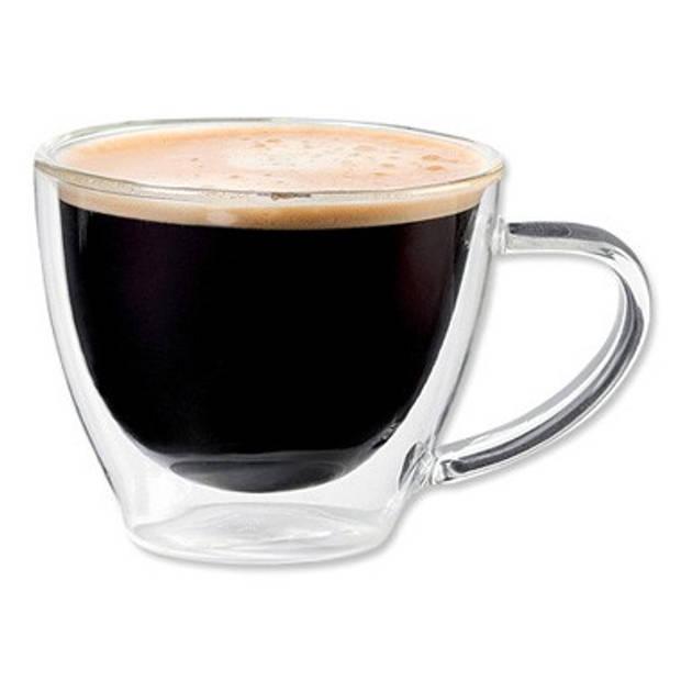 Koffiekop dubbelwandig - 14,5 cl