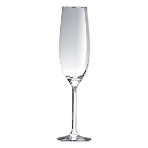 Champagneglazen Le Vin 3 stuks