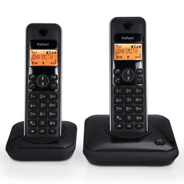 Profoon Duo DECT telefoon PDX-7920 - 2 stuks