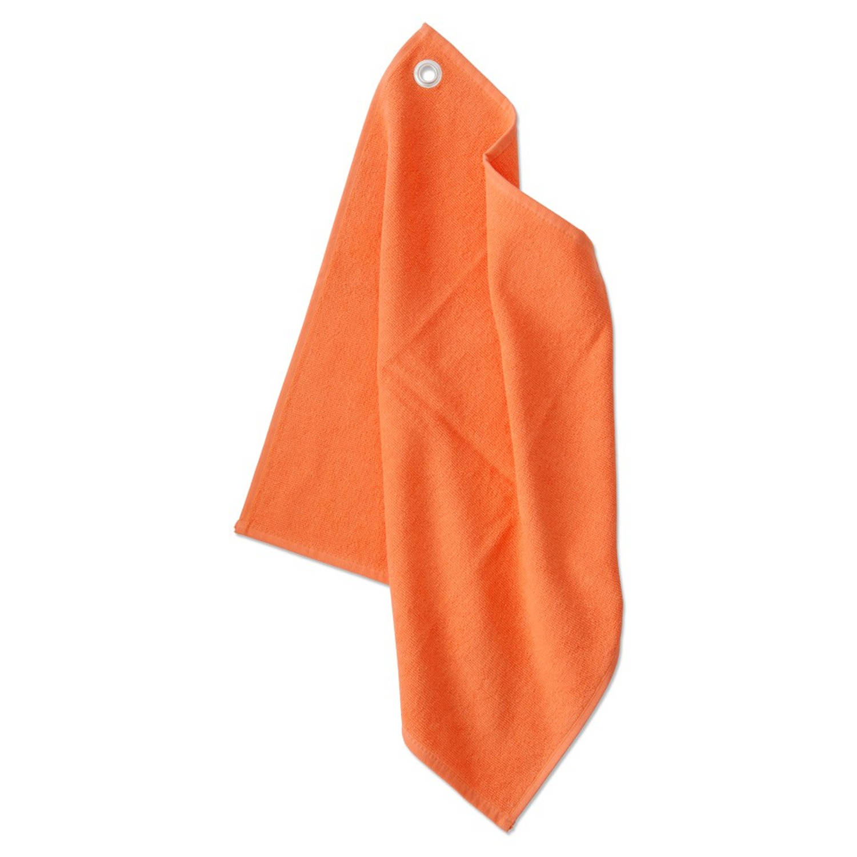 Top Keukendoek met ring oranje 100% katoen | Blokker XH23